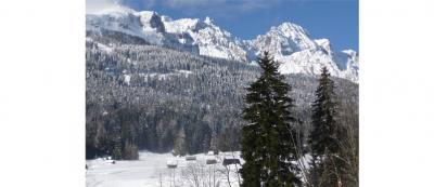 Hotel La Cima vicino alle piste sciistiche