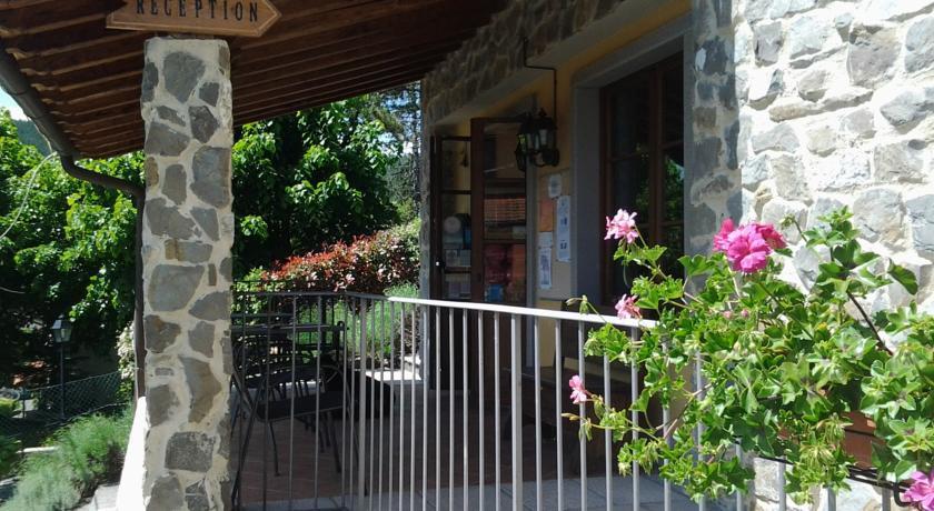 Balcone privato dei nostri ospiti