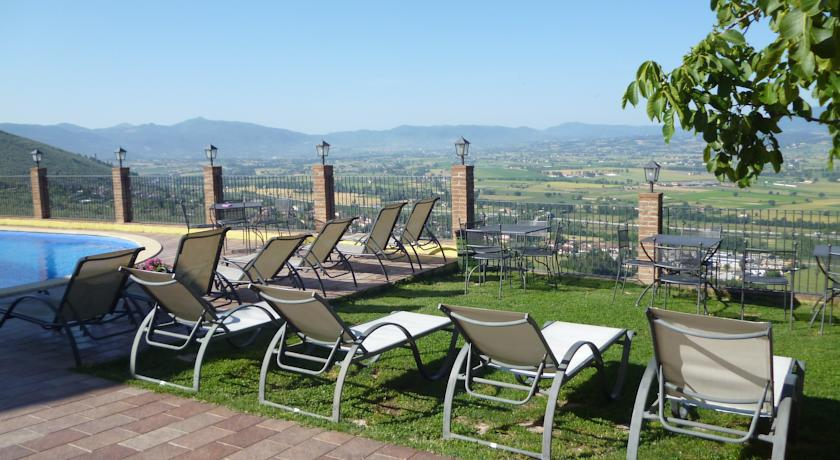 Country House con piscina panoramica