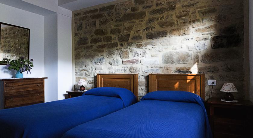 Camera con due letti separati