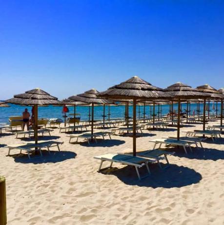 Lido e Spiaggia convenzionata con Hotel a Bernalda