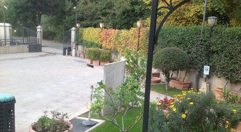 Camere B&B e Parcheggio a Tivoli vicino Terme