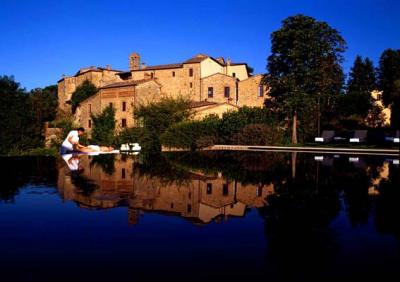 Agritourism with Spa and Wellness-center in Siena