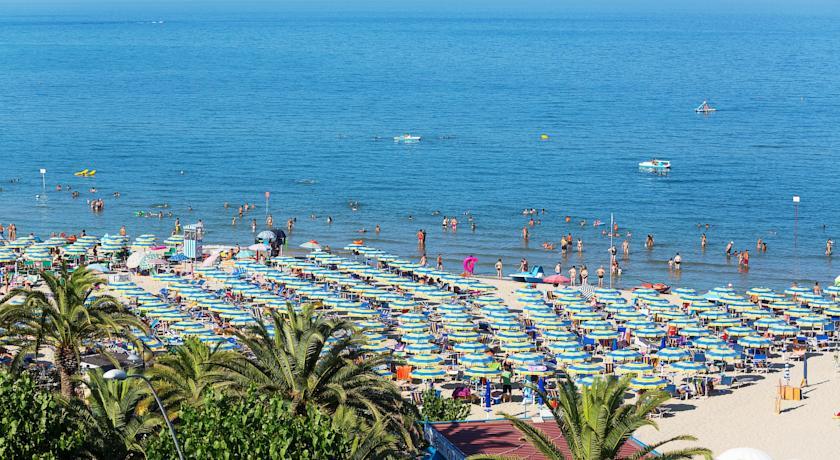 Servizio Spiaggia convenzionato con l'Hotel