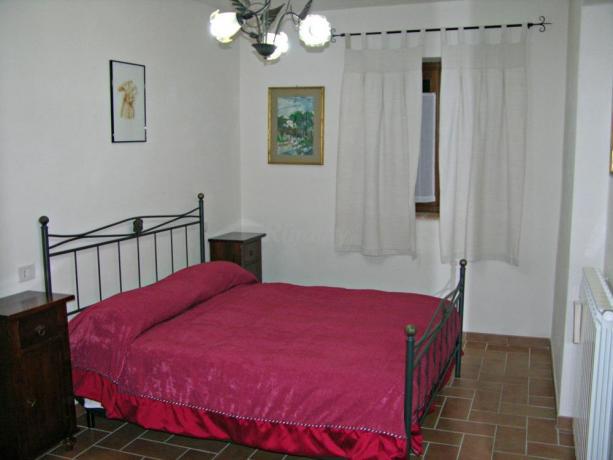 Appartamento romantico con camera matrimoniale Umbria