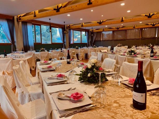 Cerimonie con catering agriturismo Trapani