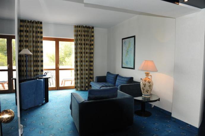 Deluxe Suite albergo di Vieste