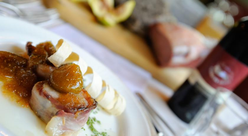 Hotel con ristorante romantico a Porretta Terme