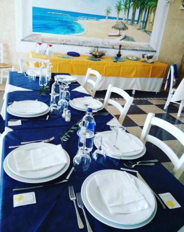 Hotel a Campofilone con ristorante tipico locale