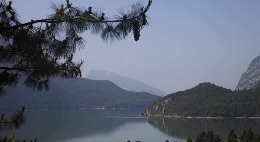 Lago di Molveno, Trento