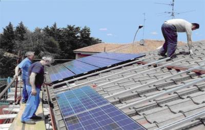 Realizzazione impianti energia rinnovabile
