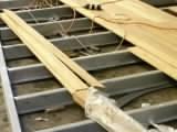 Tavole da ponte in legno