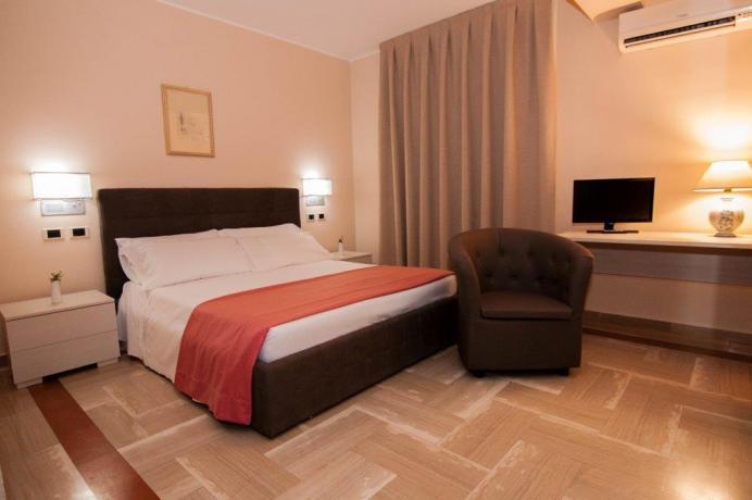 Camera matrimoniale hotel a Caltagirone