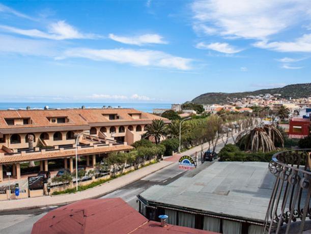 Hotel fronte Mare di Castelsardo con Ristorante