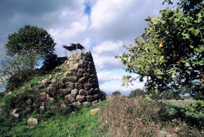 Camping in posizione interna immerso nella natura Oristano-Sardegna