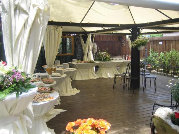 Buffet per Cerimonia a Rivignano