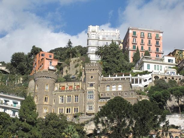 Castello Aselmeyer a Napoli