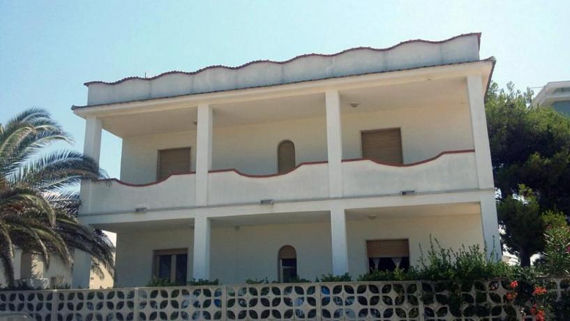 Villa Vacanze 100 mt dal mare sul Gargano