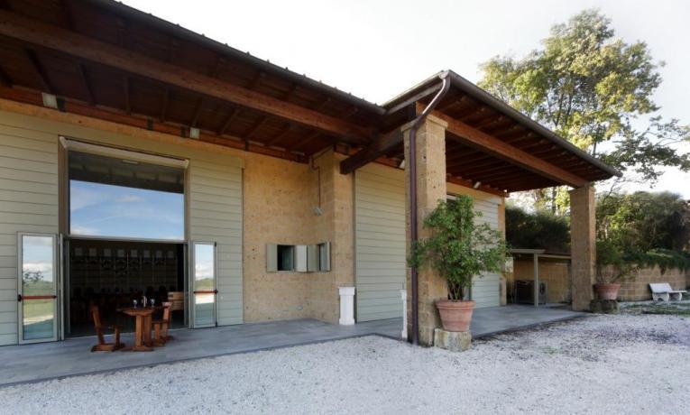Umbria Resort Tenuta Deluxe con cantina Orvieto