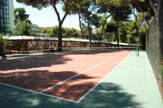 Campo Tennis e Calcetto