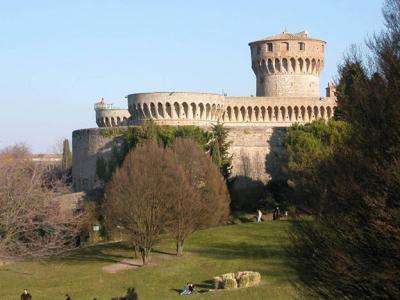 Hotels with View of the Fortress, Volterra