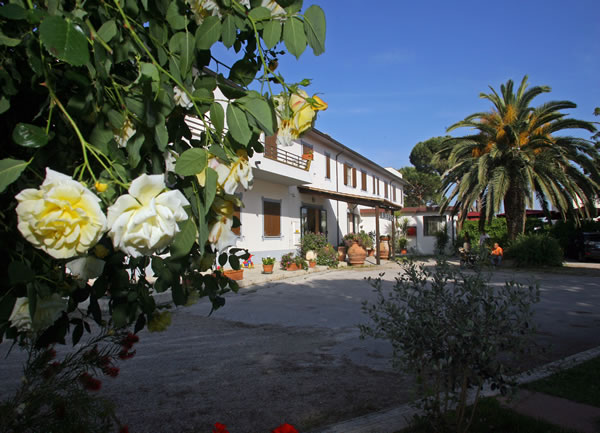 Residence a Capalbio con ampio spazio esterno