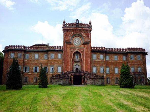 Itinerari storici/culturali al Castello di Sammezzano