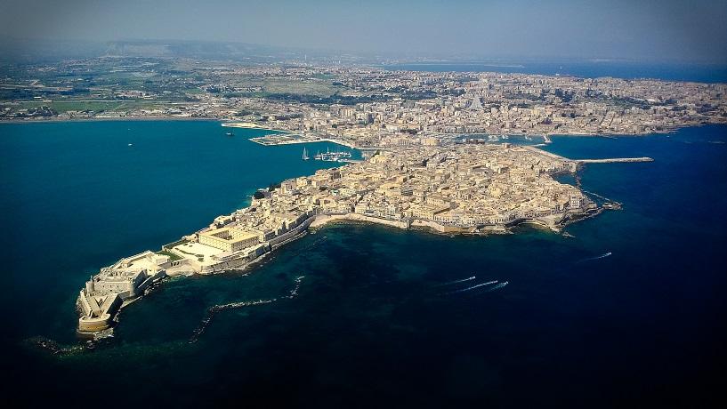 Hotel ideale per escursioni Isola di Ortigia