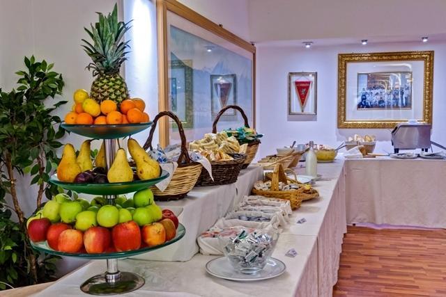 Prima Colazione a Buffet in Hotel a Norcia