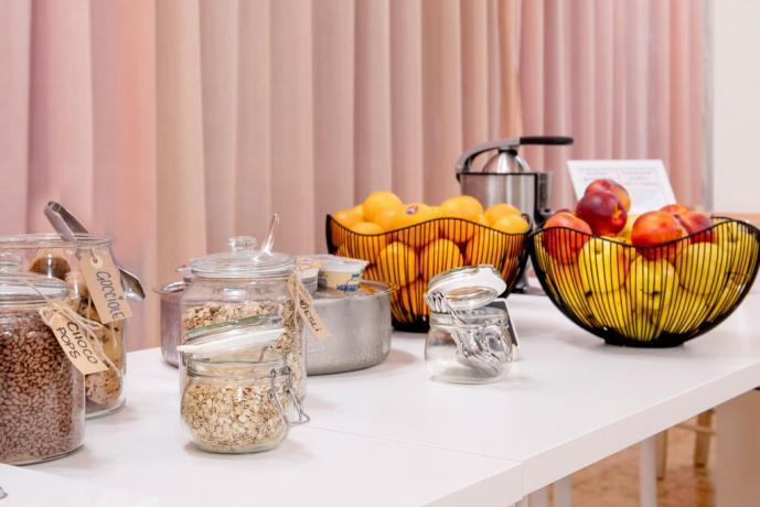 Spremute di arancia fresche hotel3stelle Igea Marina