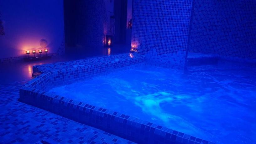 Centro Benessere in Hotel B&B 3 stelle Anzio