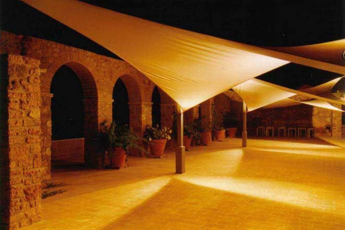 Country House con sapzio all'aperto per Cerimonie Viterbo