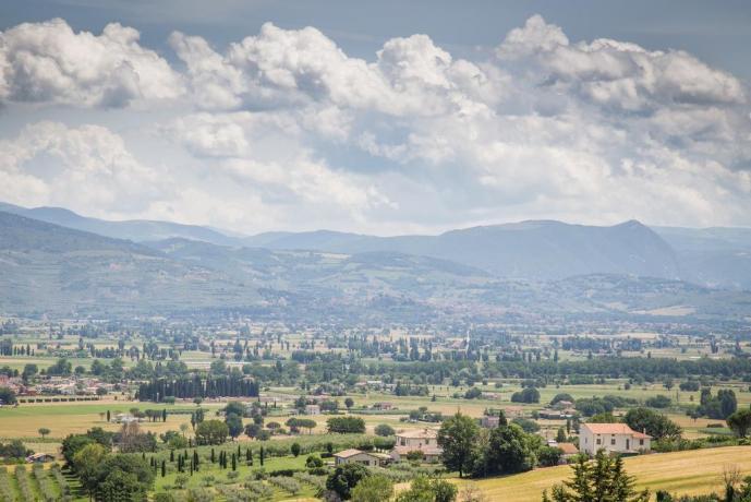 Appartamenti Vacanza Benessere con vista Panoramica