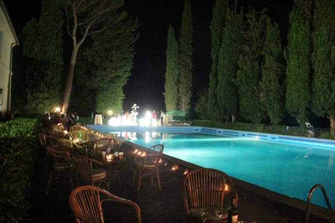 Villa con piscina a città di castello Umbria