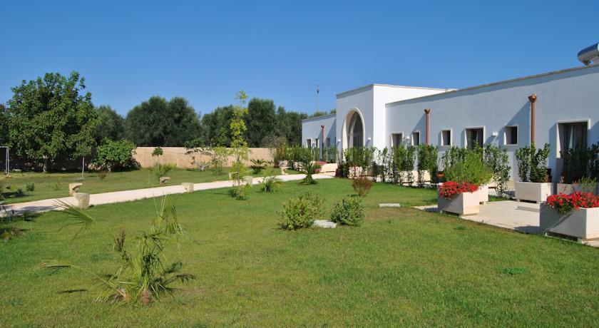 Resort B&B nella campagna vicino Otranto