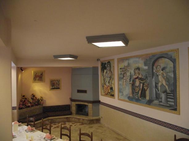 Ristorante per coppie romantico in Hotel vicino Catania