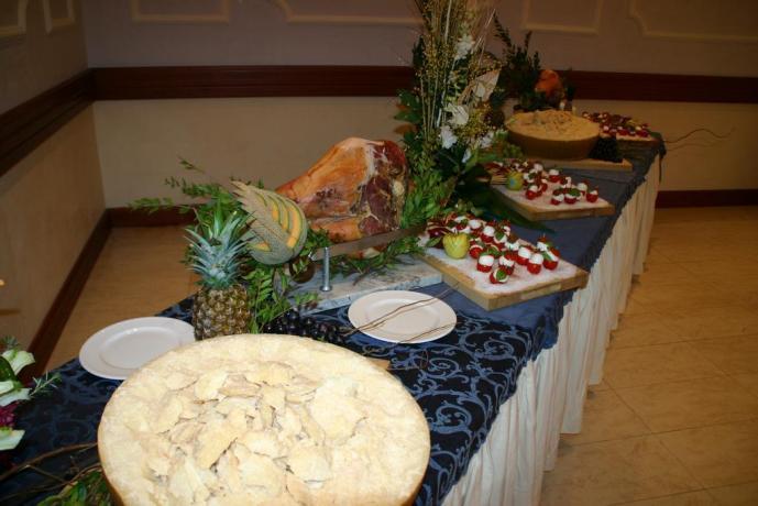 Hotel con ristorante ideale per cerimonie vicino Napoli