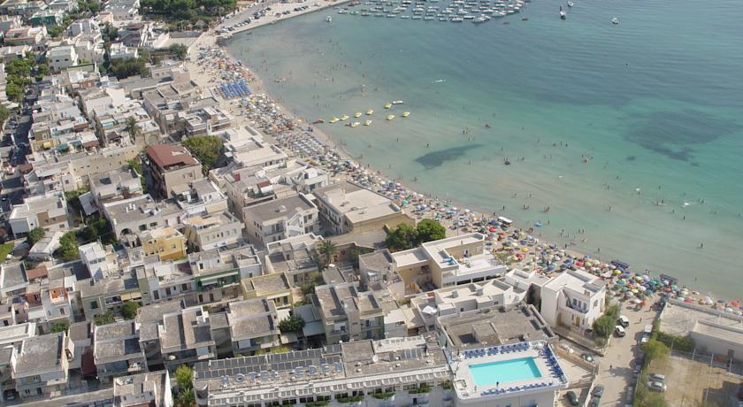 Hotel sulla Spiaggia di Torre Canne Salento