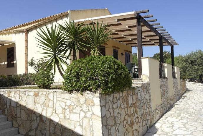 Resort camere indipendenti Castellammare del Golfo