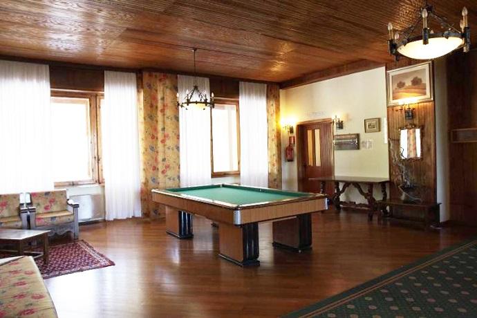 Hotel con Tavolo da Biliardo Prati di Tivo