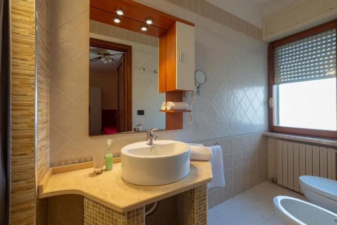 Appartamenti a Lecce in B&B con Bagno