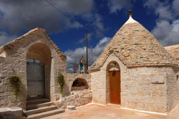 Trullo Nunnacola, Alberobello, Puglia