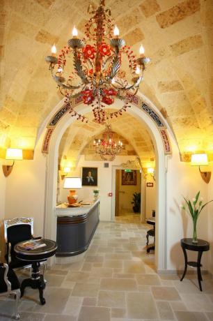Hotel in antico palazzo a cellino san marco