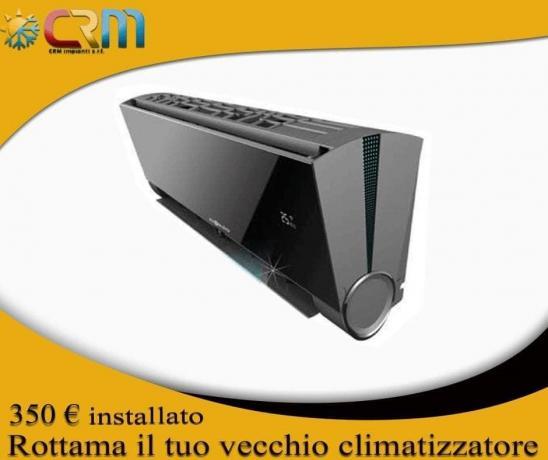 Condizionatore con Installazione compresa solo 350euro Catania-Caltagirone