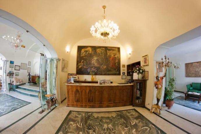 Hotel a Ravello ideale per famiglie e coppie