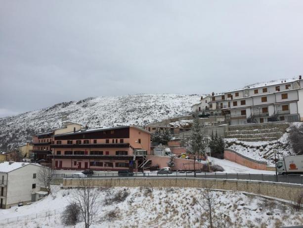 Family Hotel a Campo Felice - Piscina Coperta vicino alle piste