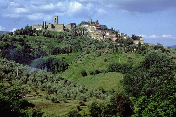 Esplorare la Toscana con pernottamento a Montecatini