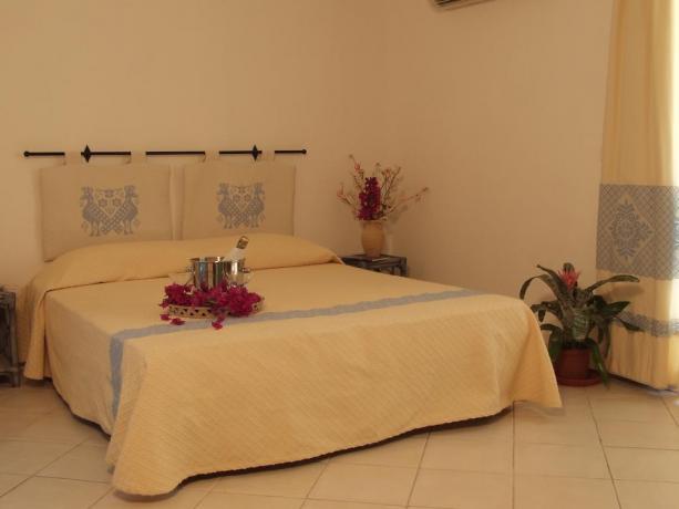 Camera Matrimoniale hotel3stelle