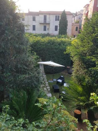 Meraviglioso Giardino Privato Il Borgo Medievale