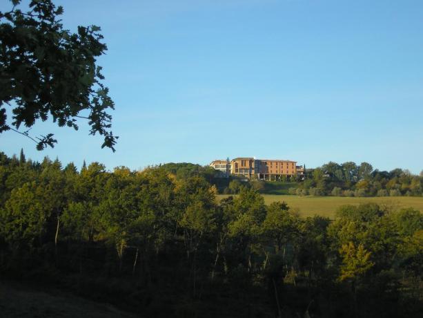 Hotel in collina vicino Todi famiglie e gruppi